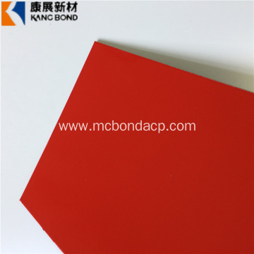 MC Bond Aluminum Composite Panel Factory